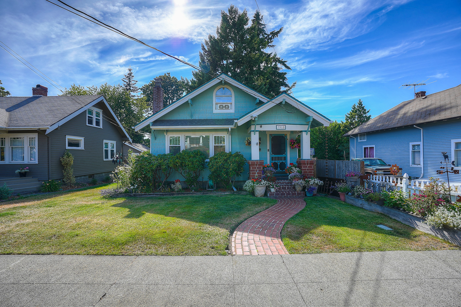 Gorgeous Vintage 3-Bedroom, 1.5-Bath Home w/Picturesque Backyard in ...